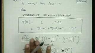 Lec-20 Asymptotic Analysis of Algorithms