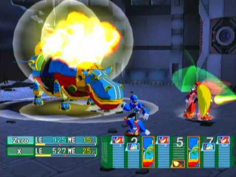 megaman x command mission gamecube download