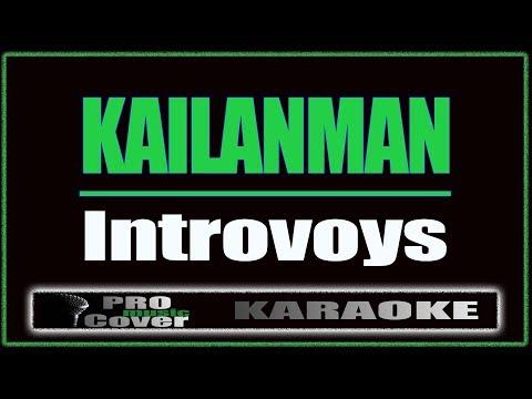 Kailanman - Introvoys (KARAOKE)