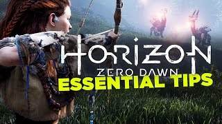 Essential Tips For Horizon Zero Dawn by GameSpot