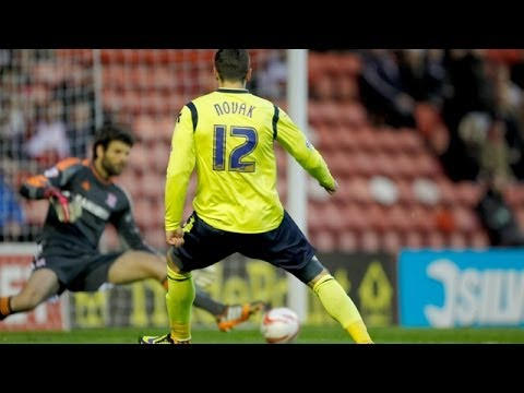 Middlesbrough 3-1 Birmingham | Championship 13/14 Highlights