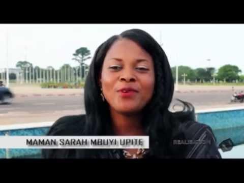 Soeur Sarah MBUYI - Extraits des clips - Interview.