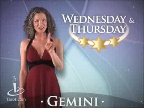 Gemini Horoscope: Week of July 7, 2008