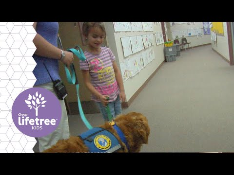 Copper Helps Kids With Anxiety | Group Kid Vid Cinema