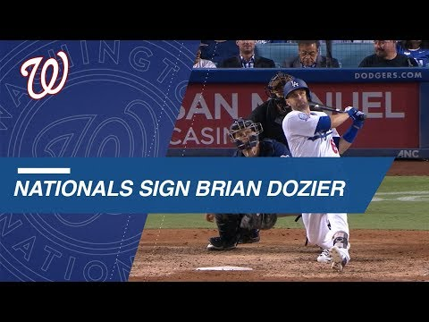 Video: Veteran 2B Brian Dozier enters free agency