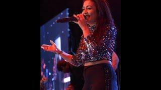 Scintillating Neha Kakkar Live Performance  Latest Hit Numbers at Stellar Gymkhana Club, Greater Noida.