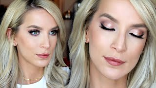 Drugstore Wedding Makeup Tutorial | Maid of Honor by Leigh Ann Says