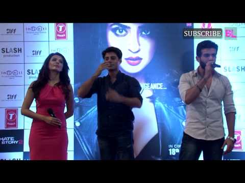 Promotion Of Movie Hate Story 2 Part 2