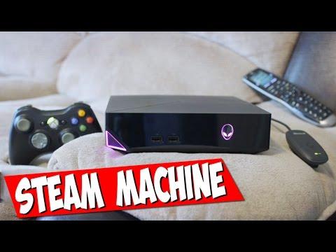 Мнение о Steam Machines и SteamOS