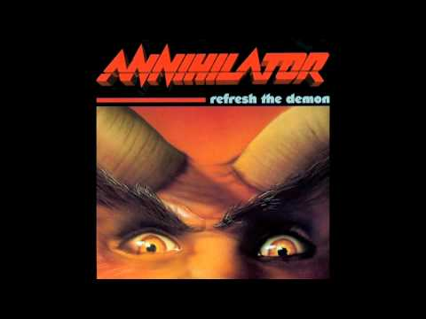 Annihilator - Voices and Victims lyrics
