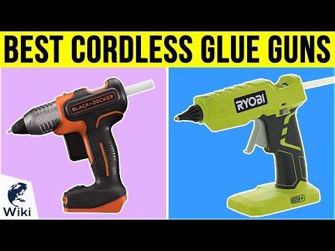 7 Best Cordless Glue Guns 2019