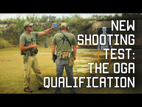 "The OGA Qualification Test | ""Other Government Agency"" new test 