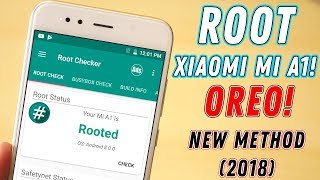 Root Xiaomi Mi A1 without disabling OTA! WITH WORKING PROOF!