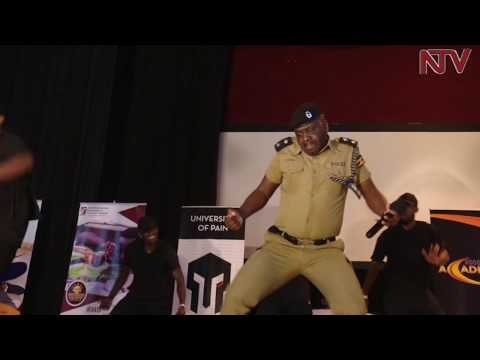 POINT BLANK: Uganda's dancehall king is a serving police officer