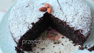 Torta caprese - czyli bezglutenowe ciasto czekoladowe