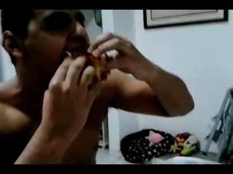 desafio do sanduiche de salsicha