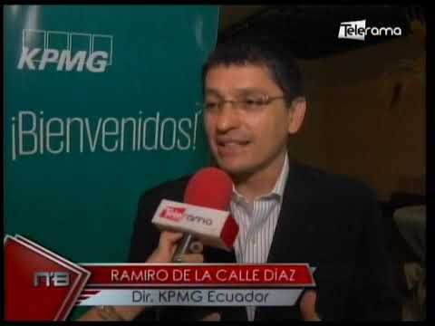 KMPG Realizó Conferencia Competitividad de Centros Financieros Internacionales