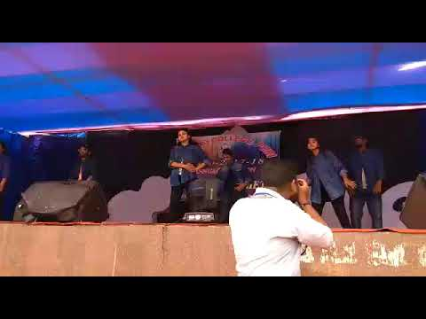 Bom Diggy Aye Hip Hopper Dance On SCS College Annual Function 2018