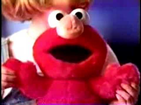Tickle Me Elmo!