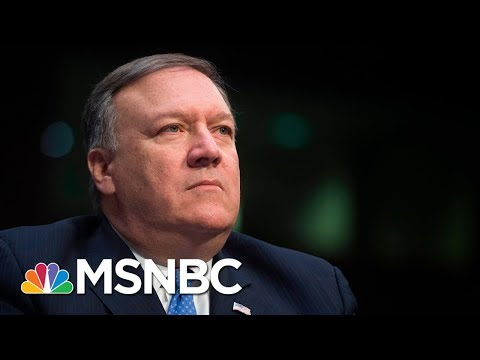 How Will Mike Pompeo Affect State Department Relations With Russia? | MSNBC