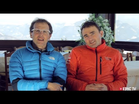 steck - http://www.epictv.com/ Mt Everest News - Professional alpinists Ueli Steck and Simone Moro announce their plans to attempt a 'different' route on Mt Everest ...