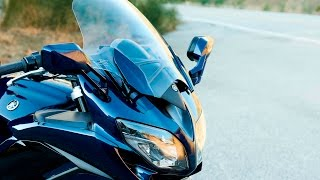 2. 2018 Yamaha FJR1300 Review