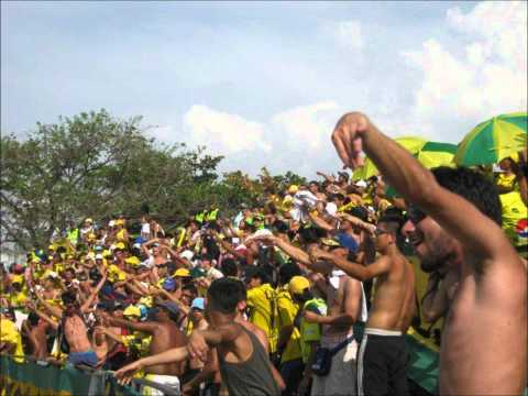 Ya se va la caravana - Fortaleza Leoparda Sur - Atlético Bucaramanga