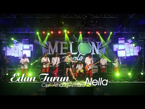 Video Nella Kharisma - Edan Turun - [Official Video] download in MP3, 3GP, MP4, WEBM, AVI, FLV February 2017