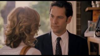 """The funniest clip of when Paul Rudd goes into Starbuck's to order his """"large coffee."""""""