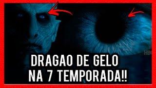 Analisando todos os detalhes do olho azul no Teaser-Trailer da 7 Temporada de Game Of Thrones. Seria um White Walker ou um Dragão de Gelo? Confira no video! ...