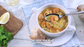 Oakhouse Foods Television Advert - Mouth-watering Moussaka in Manchester