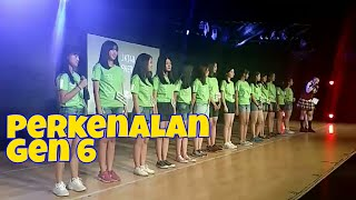 Hasil Pengumuman GM JKT48 Melody di Theater  JKT48  (08 April 2018)