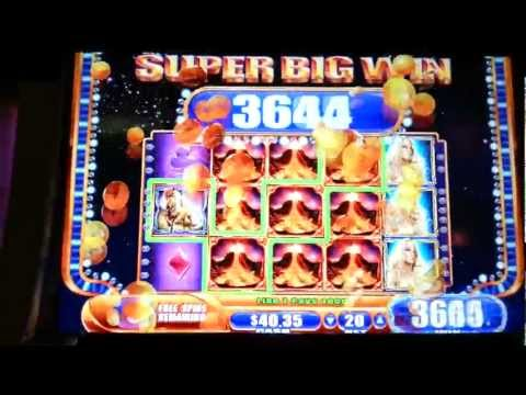 Nordic Spirit Mega Big Win WMS 5¢ Slot Machine