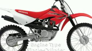 6. 2007 Honda CRF 80F Review