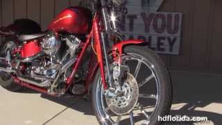 5. Used 2007 Harley Davidson CVO Softail Springer Motorcycles for sale