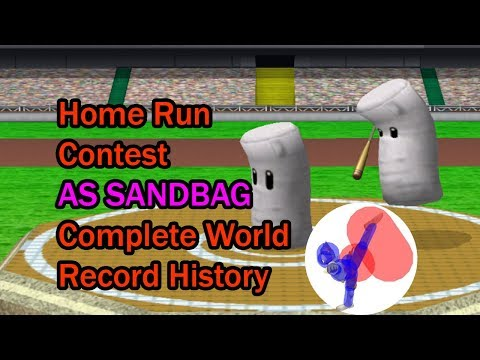 The Complete History of Sandbag's Home Run Contest World Record