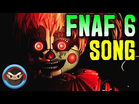 "FNAF 6 SONG ""Lots Of Fun"" By TryHardNinja [Five Nights At Freddy's Pizzeria Simulator Song]"