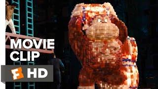 Nonton Pixels Movie CLIP - Mighty Hammer (2015) - Adam Sandler Video Game Adventure HD Film Subtitle Indonesia Streaming Movie Download
