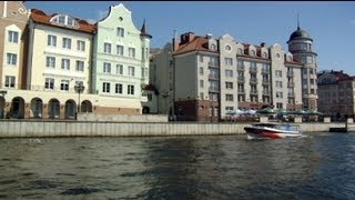 Kaliningrad Russia  City pictures : euronews Life - Russian Life: Kaliningrad, the Amber City