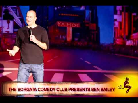 The Borgata Comedy Club Presents Ben Bailey
