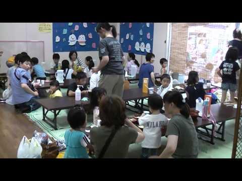 バザー2014.7/青森大谷幼稚園