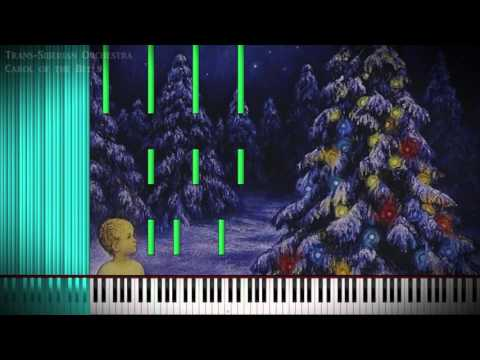 [Black MIDI] Trans-Siberian Orchestra - Carol of the Bells 191K