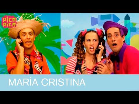 Pica-Pica - María Cristina (Videoclip Oficial)