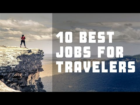 10 Jobs For Those Who Love To Travel | HD