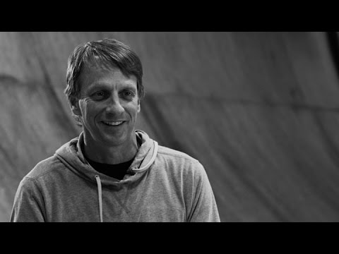 Tony Hawk talks about Selling out