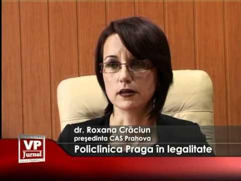 Policlinica Praga în legalitate