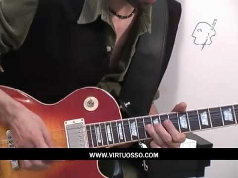 Como tocar blues en la guitarra electrica 1