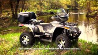 5. ARCTIC CAT ATV, 2UP, & MUD PRO 2012 LINE UP