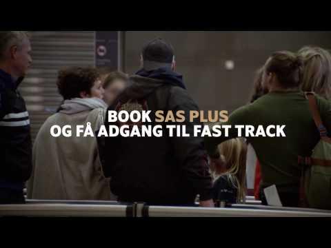SAS PLUS 15s Fast Track DK