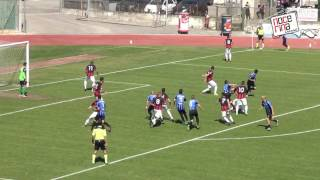 Preview video Nocerina - BIsceglie 0-1